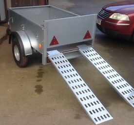 Ramps for Vans and Trailers