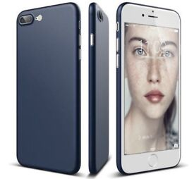 iPhone 7 plus Ultra-thin Slim Silicone Case