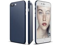 iPhone 7 plus Ultra-thin Slim Silicone Case