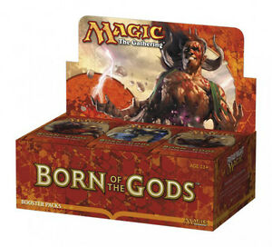 MTG Born of the Gods: Booster Packs & Booster Boxes Kitchener / Waterloo Kitchener Area image 1