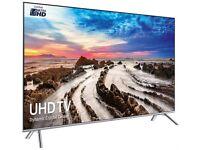 "SAMSUNG UE49MU7000T 49"" Smart 4K Ultra HD HDR LED TV"