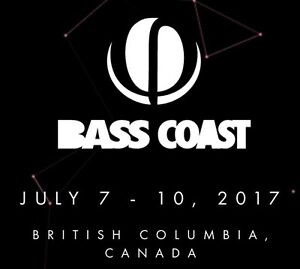 Bass coast plus early entry