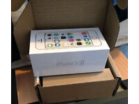 BRAND NEW IPHONE 5S UNOPENED, UNLOCKED £170 - PRICED TO SELL TODAY!!