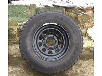 4x4 Alloy Wheels Pajero, Shogun, L200, Hilux, Nissan, Isuzu