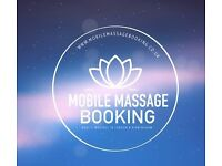 Mobile Massage therapy in London