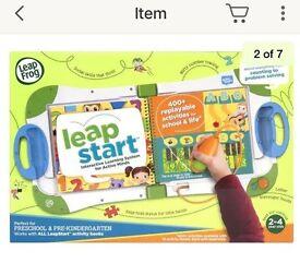 Leap Start Part 75