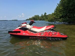 Used 2008 Sea Doo/BRP 2008 Seadoo Rxp 215 Supercharged