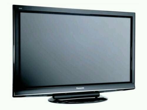 panasonic 46 116cm full hd plasma tv fernseher 600hz in nordrhein westfalen krefeld. Black Bedroom Furniture Sets. Home Design Ideas