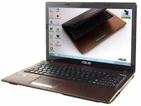 Asus K53 x53sj i7 2.0 Ghz 4GB RAM 500 HDD