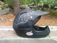 DH Helmet and Pads