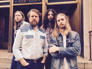 Aug 13: The Sheepdogs at Kee to Bala