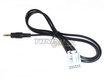 AUX Line In Adapter MP3 für VW Radio RCD RNS 210 215 310 315 510 iPhone iPod