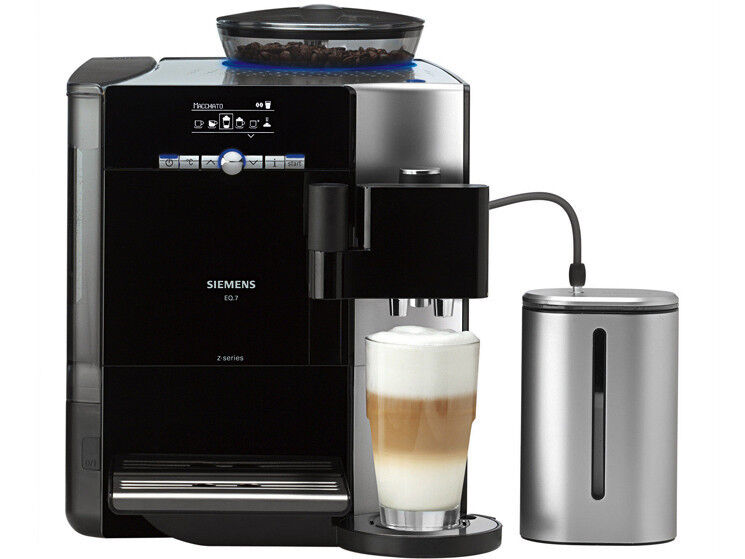 siemens eq 7 bean to cup coffee machine faulty for spares retail 1300 in north west. Black Bedroom Furniture Sets. Home Design Ideas