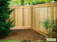 25 - 50 Feet of privacy fencing WANTED