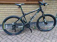 Carrera vulcan bike
