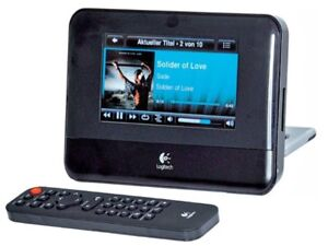 Logitech Squeezebox Touch Media Streamer - Like new condition