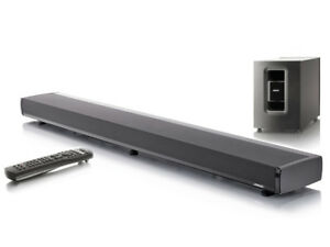 Mint Bose Cinemate 1SR TV  Sound Bar / Wireless Subwoofer System