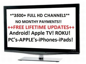 Get Your ANDROID/APPLE TV/ROKU LOADED! **LIVE TV-MOVIES-SPORTS**
