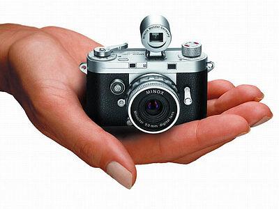 Minox Digital Classic Camera DCC 5.1 silber  Neuware in Alubox / Geschenkbox  online kaufen