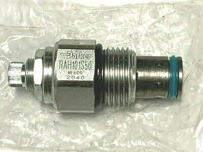 New Parker Relief Hydraulic Valve Rah101s50