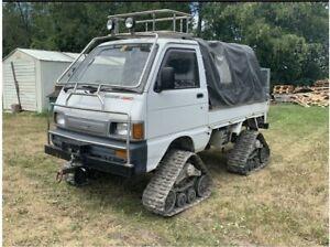 1992 Diahatsu Hijet Japanese Mini truck