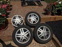 Mk1 Ford Focus Alloys