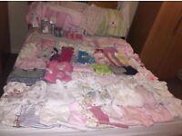 0-3 Newborn baby bundle