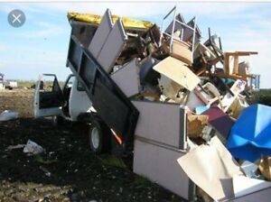 A&J Demolition Junk removal cleaning