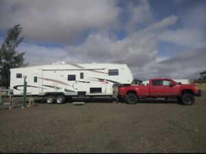 2008 R-Vision Lifted Toy Hauler