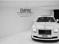 EMPIRE CHAUFFEUR SERVICE & CAR HIRE - ROLLS ROYCE - BENTLEY - MERCEDES