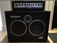 Behringer Bass Guitar Amp for Sale (Collection Only)