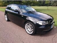 "2011 BMW 116d sport 2.0 diesel with 18"" alloys, parking sensors, auto start/stop and lots more"