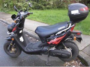 2005 Yamaha bws