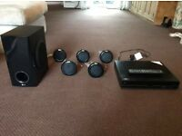 LG Home Cinema Surround Sound DVD system