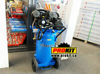 Compresseur Omega 5HP 20 gallons - top qualité -liquidation