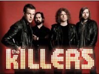 THE KILLERS - ABERDEEN