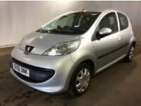 PEUGEOT 107 URBAN•**31,000 MILES!!**£20 ROAD TAX•5 DOORS