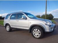 2005 HONDA CR-V 2.0 I-VTEC SPORT TOP SPEC,2 KEYS,FULL SERVICE HISTORY
