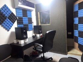 £10 (Per Hour) Music Studio Hire & Sessions - Recording profession Studio
