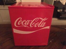 Coca Cola Husky Fridge 43L