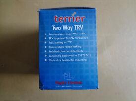 Terrier Thermostatic Radiator Valves £10