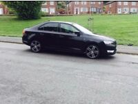 Skoda Rapid 2014 Black Edition 1.2 tsi 32k miles FSH NOT octavia superb passat seat astra golf