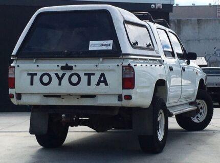 1999 TOYOTA HILUX 2.7L PETROL 4WD *RWC*