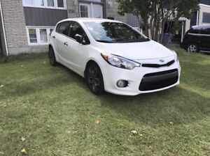 Kia Forte5 2014 sx turbo