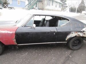Looking for a 68 chevelle