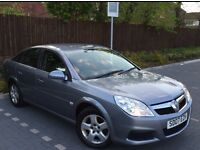 Vauxhall Vectra 1.8 i VVT Exclusive 5dr