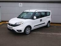 2018 Fiat Doblo Cargo COMBI - 5 SEATER - AIRCON - BL Manual Diesel Combi Van