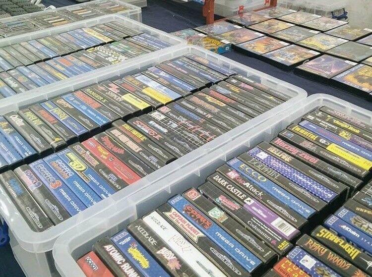 4d153f8a465 Retro Games Fair in Dagenham (Nintendo, Sega, Atari, Xbox, PlayStation  games)   in Dagenham, London   Gumtree