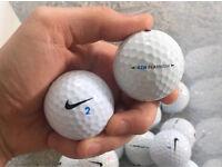 Nike RZN Grade A x12 golf balls
