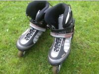 Inline Skates Size 8